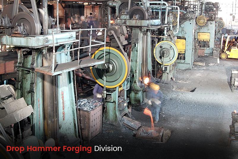 Trinity Engineers Pvt  Ltd  - The Master Blacksmiths